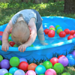 Messy Play Pit and Pool